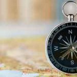 Compass on Map - Defining an Exit Plan