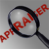 Business Appraiser Magnifying Glass