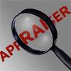Business Appraiser Magnifying Glass